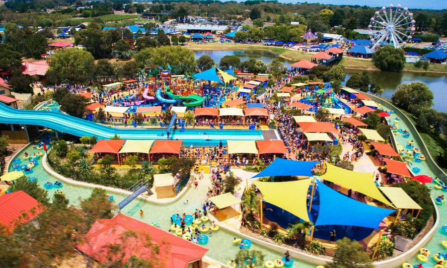 The Adventure Park, Geelong, Victoria