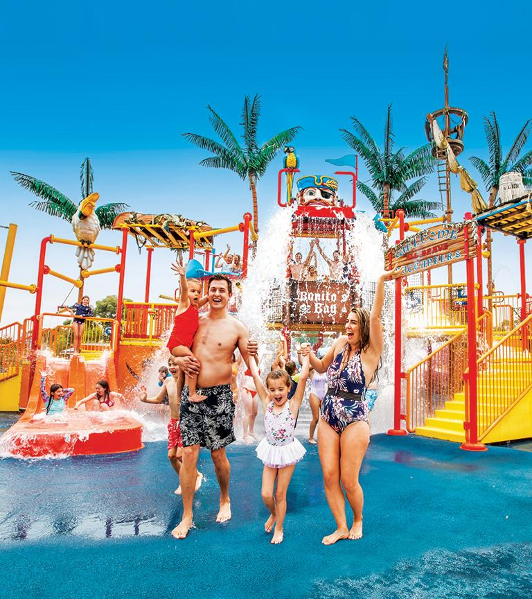 The Adventure Park Geelong Serenity Holiday Accommodation