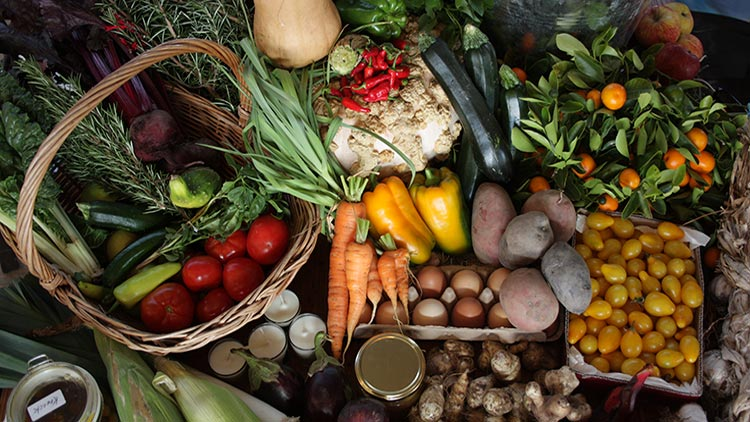 Local Produce in Torquay and Beyond